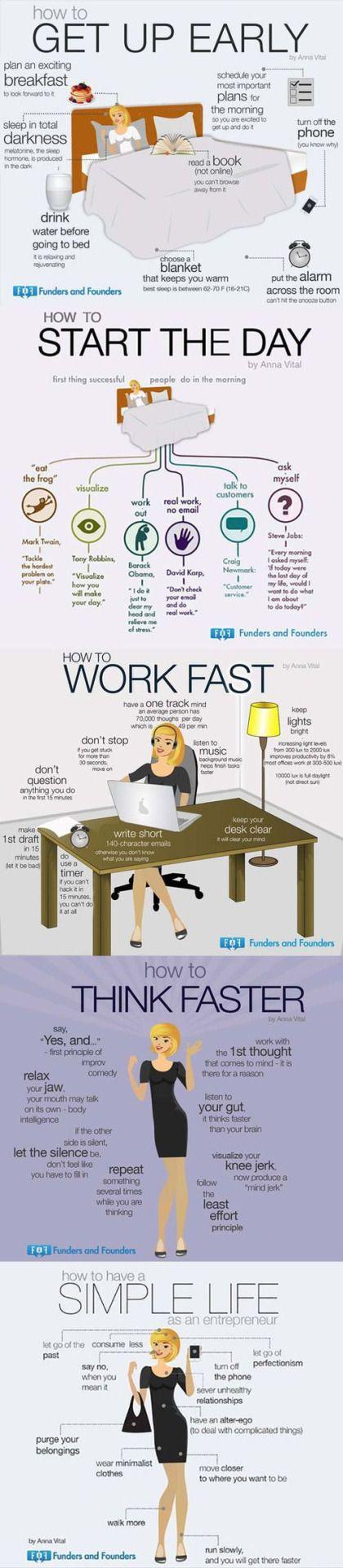 How to Live Like an Entrepreneur, living, Entrepreneur, loren, loren ridinger