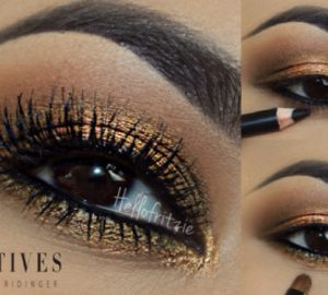 Get the Look with Motives®: Honey, honey, motives, motives cosmetics, loren, loren ridinger
