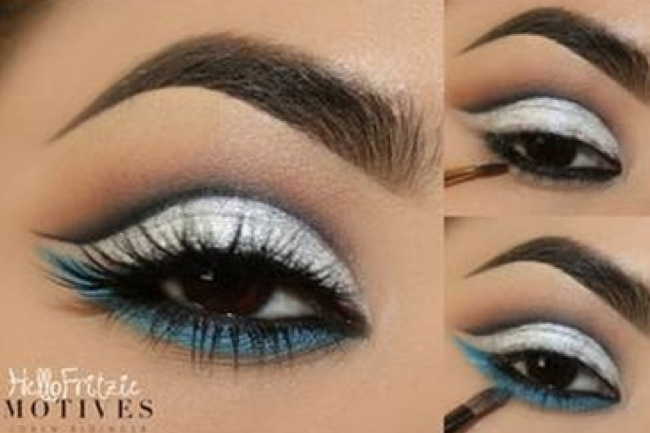 Get the Look with Motives®: Tailgating Glamm, motives, get the look, get the look with motives, motives cosmetics, loren, loren ridinger
