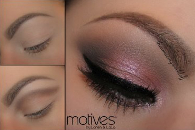 Get the Look with Motives®: Perfectly Pink, perfectly pink, pink, motives, motives cosmetics, motives, loren loren ridinger