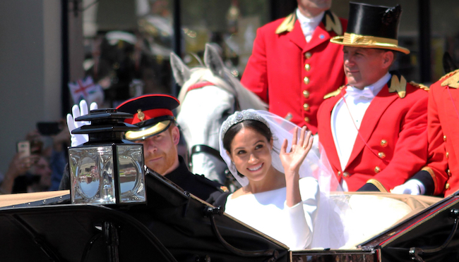 Congrats to Meghan Markle & Prince Harry, meghan marklr, royal family, baby news, prince harry