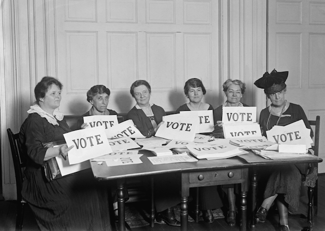 Get the Look for Halloween: Suffragette Costume, use, voter, voter rights, women rights, halloween, timely