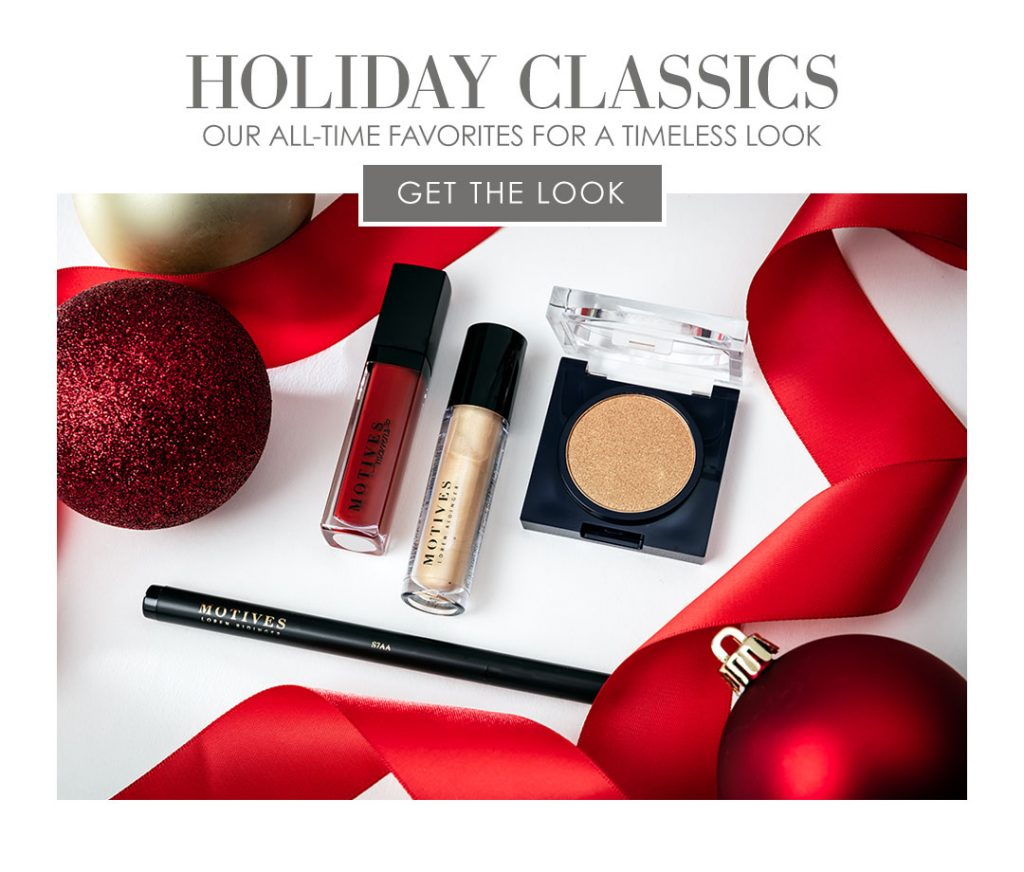 Gift Guide: Get Classic with Motives®, classic, classic look, Motives®, motives® cosmetics, beauty, health and beauty