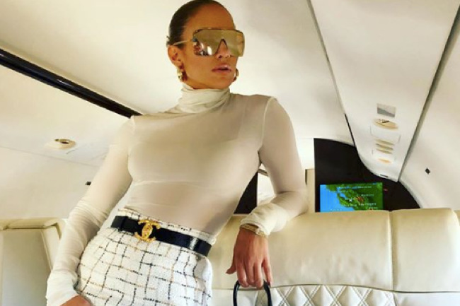 Get Jlo's Sunglasses for a Steal, jlo, chanel, chanel sunglasses, jennifer lopez, sunglasses