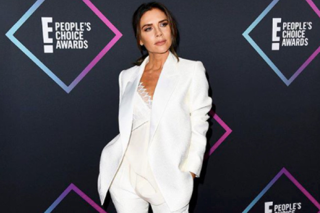 Red Carpet Recap: The 2018 People's Choice Awards, victoria beckham, kim kardashian. e!, people's choice awards