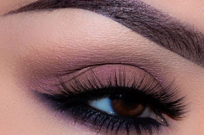 Get the Look with Motives®: Matte Eyes, ely marino, motives, motives cosmetics, loren, loren ridinger