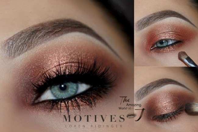 Get the Look with Motives: Thanksgiving Eyes, thanksgiving, eyes, eye makeup, makeup