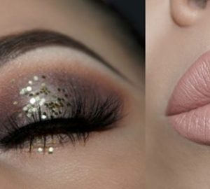 Pull Off Glitter Makeup to Make Your Holiday Season, glitter makeup, glitter, loren's world,