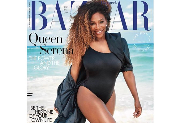 Serena Williams' Fashion Moments of 2018, serena williams, serena silliams' fashion, fashion moments of 2018, celebrity fashion