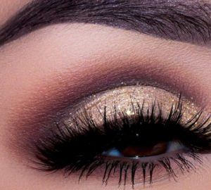 Get the Look with Motives®: Glitter Eye, get the look, motives, glitter eye, ely marino, motives® cosmetics