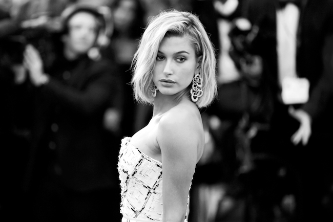 Hailey Baldwin's Fashion Moments of 2018, hailey baldwin, hailey baldwin 2018, style, celebrity style
