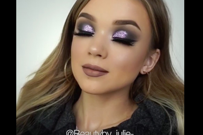 Motives® Glam Squad: Sparkle wiht the 'In the Mix' Palette, in the mix, sparkle, makeup motives, new years