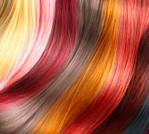 The Beauty Trend You're About to See Everywhere, hair hair trend, colorful hair, rainbow hair, hairstyles