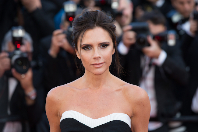 Victoria Beckham's Fashion Moments of 2018, victoria beckham, victoria backham's fashion, david backham, beckhams