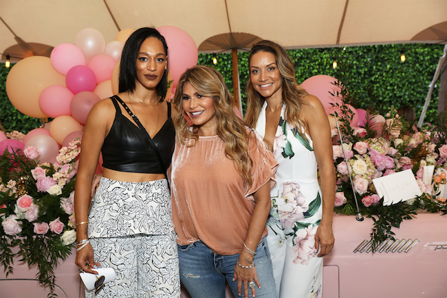 Celebrities & Influencers: See all the Fashion from the LDV Event, ldv, ldv event, lumiere de vie, miami, miami heat, miami sun, miami event, basel, art basel