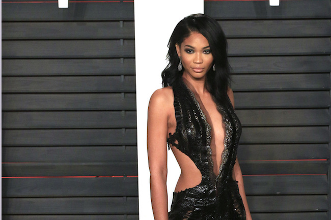 Winter Fashion According to Chanel Iman, chanel iman, models, model, instagram, influencer