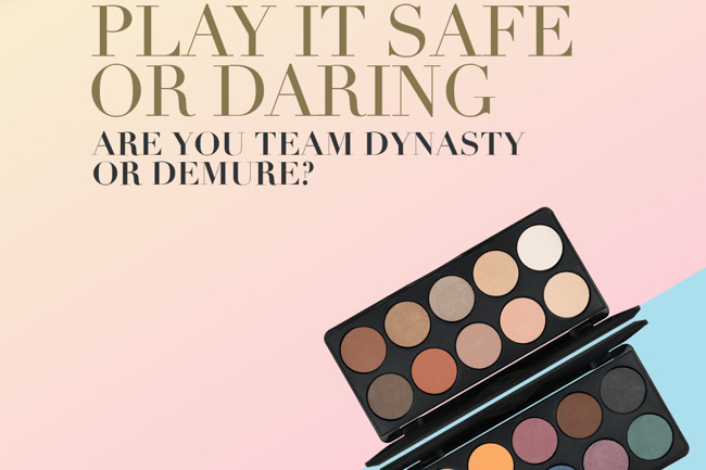 Motives Contest: Demure vs Dynasty, demure vs dynasty, motives competition, motives, motives cosmetics