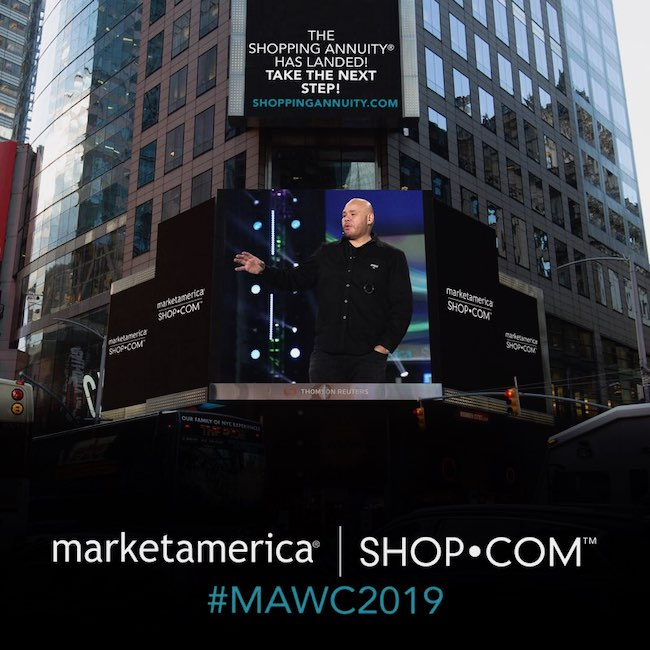 MAWC 2019 Makes It's Way to Times Square, times square, 2019, loren ridinger, loren and jr ridinger