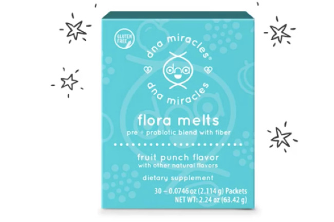 New DNA Miracles Products: Flora Melts, flora, flora melts, dna, dna miracles, mawc2019