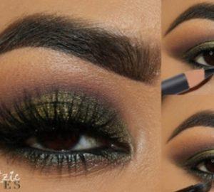 Get the Look with Motives®: Jaded, jaded, motives, motives® cosmetics, loren, loren ridinger, makeup look