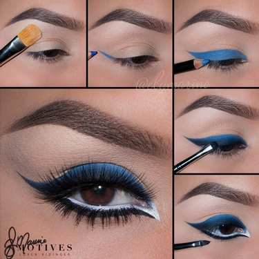 Get the Look with Motives®: Need for Speed, motives, motives cosmetics, loren, loren ridinger,