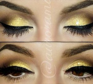 Get the Look with Motives®: Gold Envy, gold envy, gold, envy, rams, super bowl