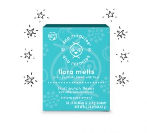 Flora Melts Available Now!, flora melts, DNA miracles