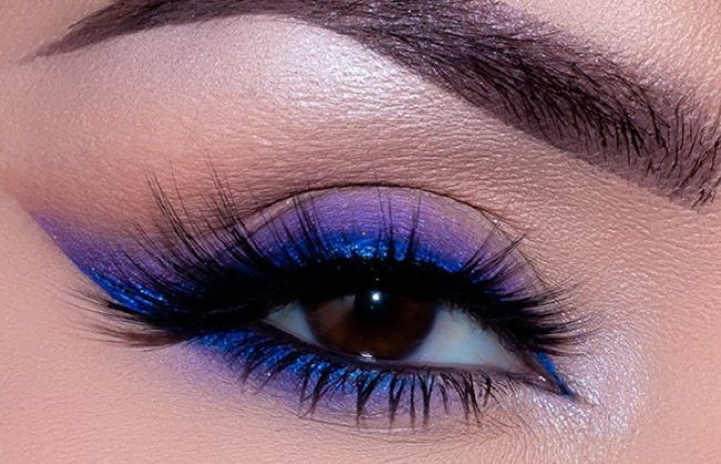 Get the Look with Motives®: Indigo Eyeliner, motives, motives cosmetics, ely marino, loren ridinger