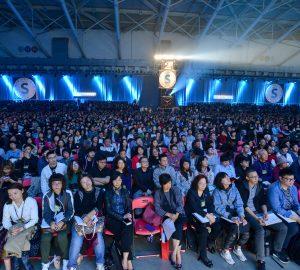 12,000 in Attendance at Grand UBP in Taiwan, taiwan, ubp, teipei, market taiwan