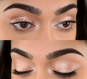 Chelsea Tresidder Uses the Thrill Me Palette, thrill me, influencer, get the look, motives