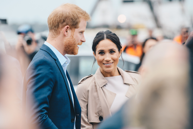 Meghan Markle Gives Birth to Royal Baby!, meghan markle, prince harry, royal baby,