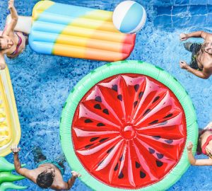 It's Pool Party Season: Here's Everything You Need, pool party, pool, party, hang out