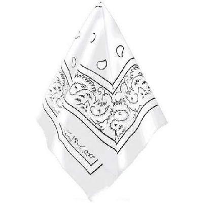 white bandana for Jlo costume
