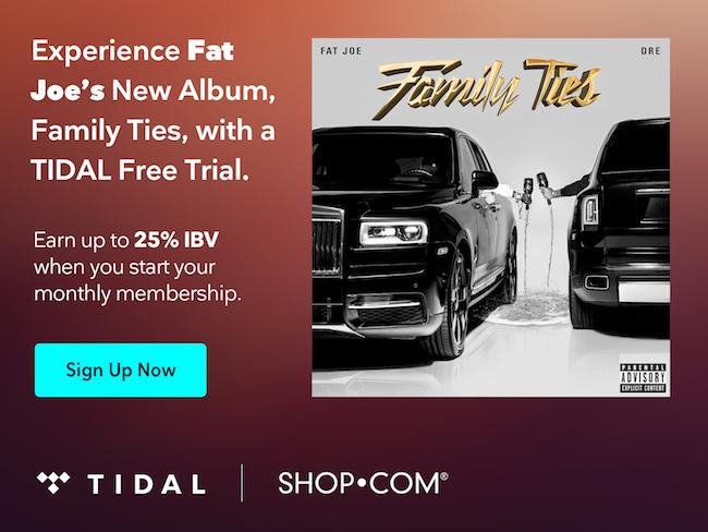 family ties album on tidal