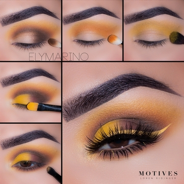 Gorgeous Makeup Ideas for the Big Game Using Motives®