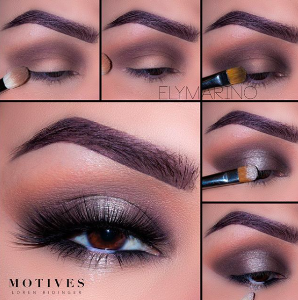 Get the Look with Motives®: Neutral Eye