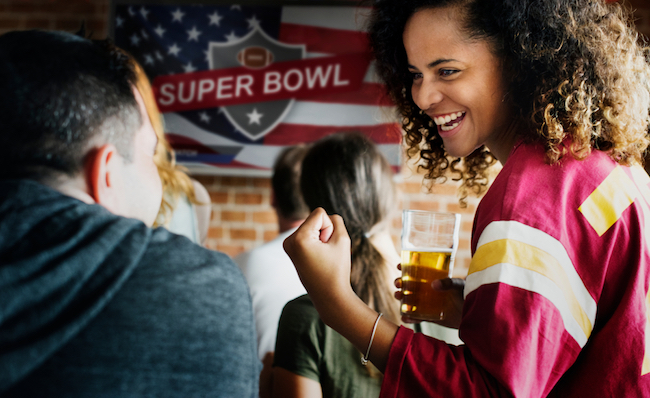 Get Ready for Extra Cashback for the Big Game