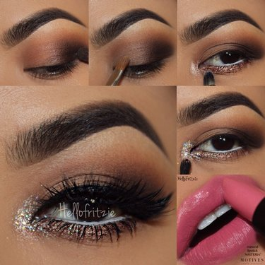 Date Night: Valentine's Day Makeup Looks, makeup, makeup looks, valentine's day, love