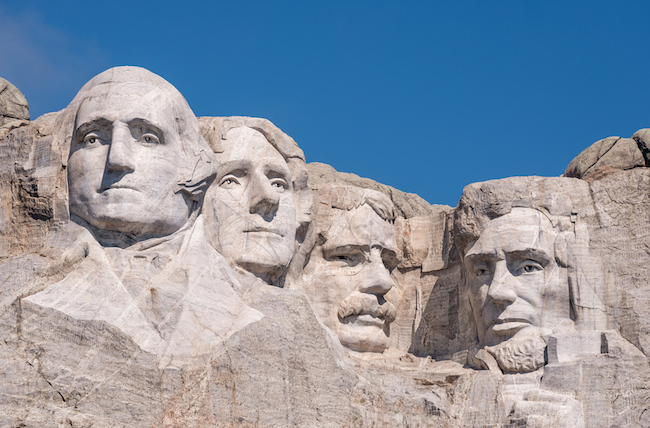 Happy Presidents' Day from Loren Ridinger, loren ridinger, presidents' day